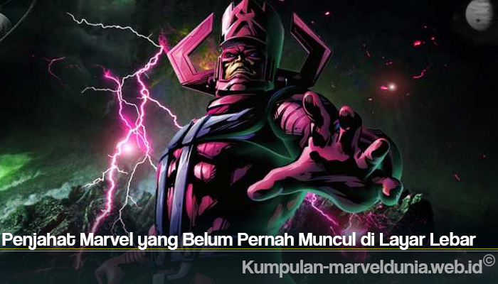 Penjahat Marvel yang Belum Pernah Muncul di Layar Lebar