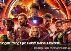Pertarungan Paling Epic Dalam Marvel Universe