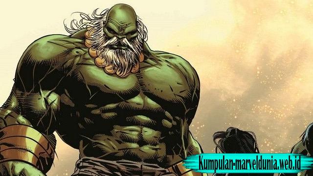 Hulk Jahat Dari Masa Depan
