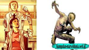 Komodo, Karakter Indonesia Di Marvel