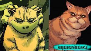Kucing Paling Berbahaya Di Marvel