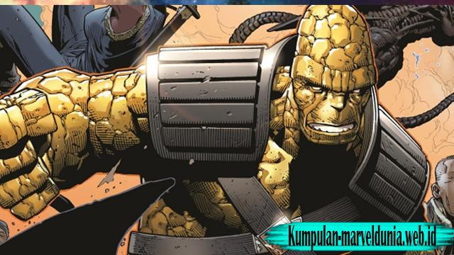 Profil Sahabat Hulk Si Manusia Batu