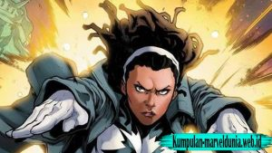 Salah Satu Capten Marvel Monica Rambeau