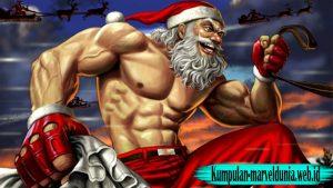 Santa Claus Mutan Terkuat Di Marvel