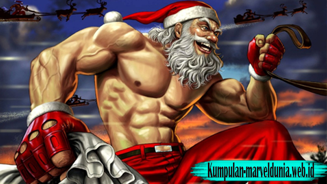 Santa Claus Mutan Terkuat Di Marvel