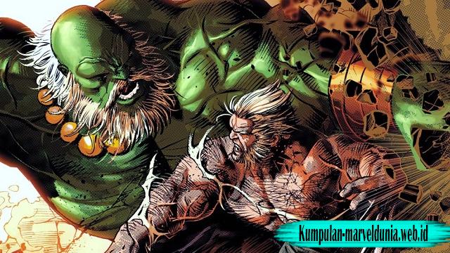 Beberapa Wujud Hulk Belum Muncul Di Film Marvel