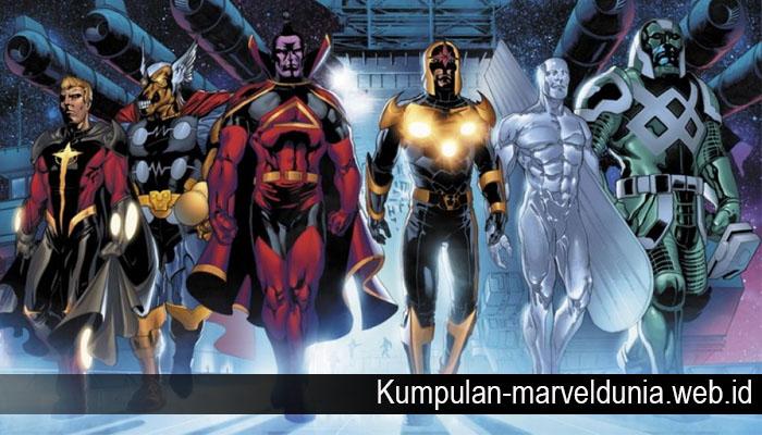 Beberapa Tokoh Marvel yang Pernah Mengalahkan Thanos