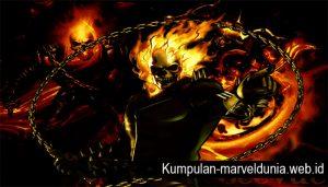 Identitas Asli Ghost Rider Terbaru Marvel