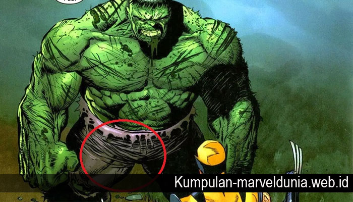 Immortal Hulk Jelaskan Asal-Usul Celana Ungu Hulk Versi Komik