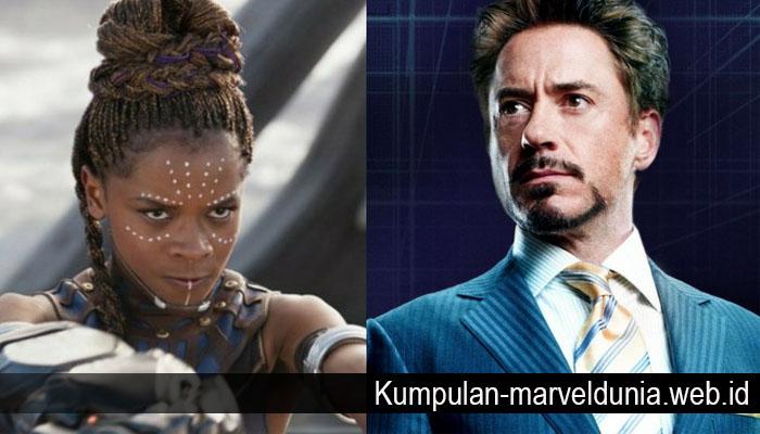 Apakah Shuri Lebih Pintar Dari Tony Stark