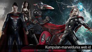 Beberapa Superhero yang Bisa Mengangkat Palu Thor