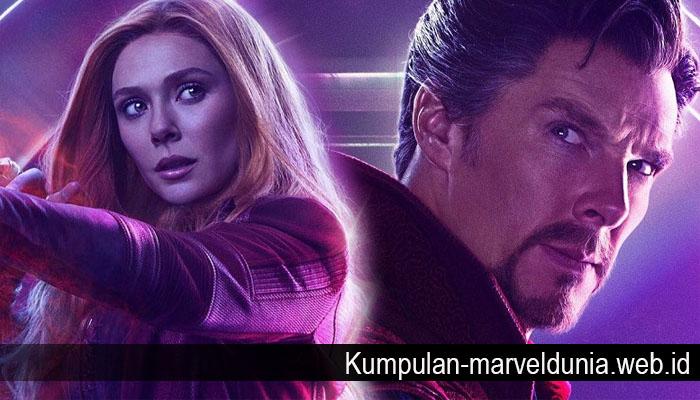 Hubungan Antara Film Doctor Strange dan WandaVision