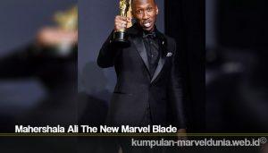 Mahershala Ali The New Marvel Blade