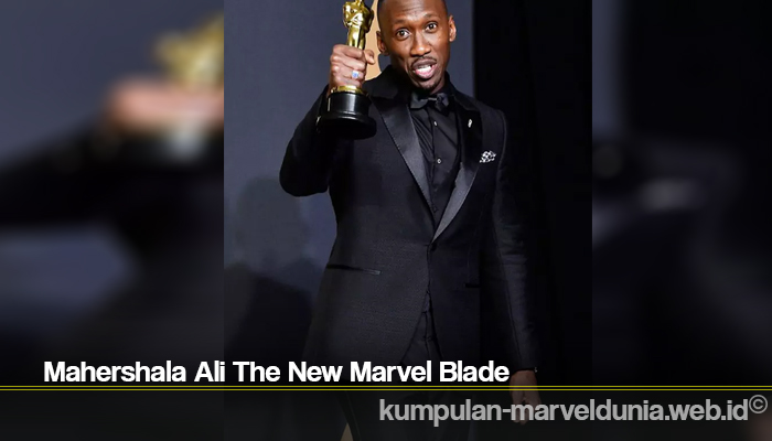 Mahershala Ali The New Marvel Blade