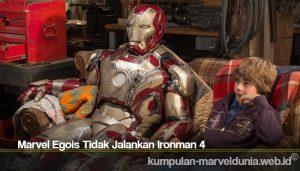 Marvel Egois Tidak Jalankan Ironman 4