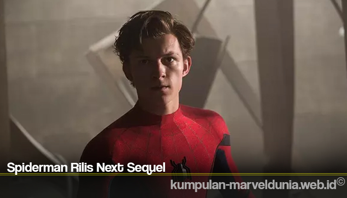 Spiderman Rilis Next Sequel