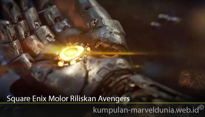 Square Enix Molor Riliskan Avengers