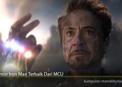Armor Iron Man Terbaik Dari MCU