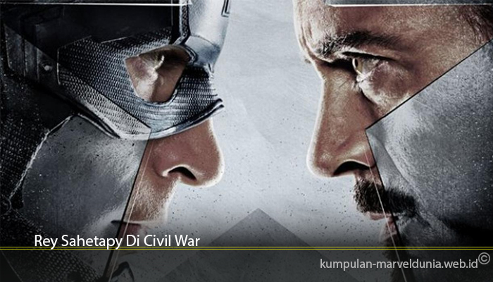 Rey Sahetapy Di Civil War