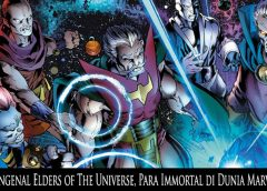 Mengenal Elders of The Universe, Para Immortal di Dunia Marvel