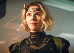 Selama Perankan Loki Wanita Sophia Dibuatkan Kostum Khusus untuk Menyusui
